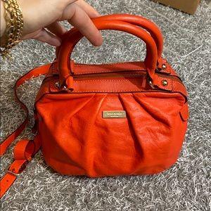 ♠️ Kate spade tangerine leather small satchel ♠️